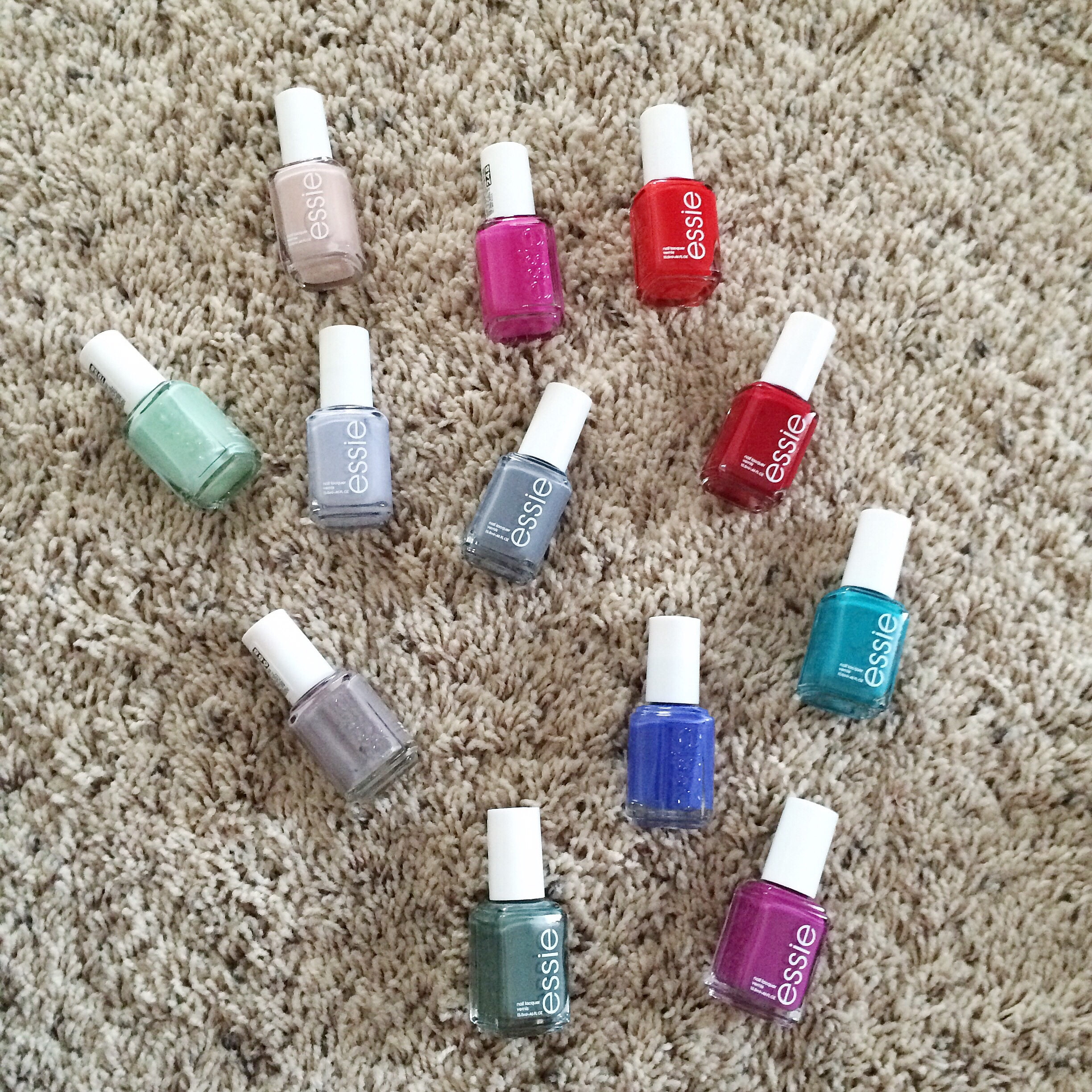 Top Rated Essie Colors